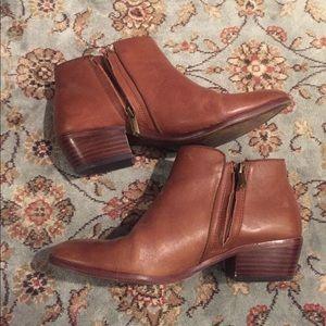 Sam Edelman booties. Excellent condition